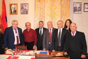 К.К. Тайсаев: Выборы в парламент Азербайджана прошли на высоком организационном уровне