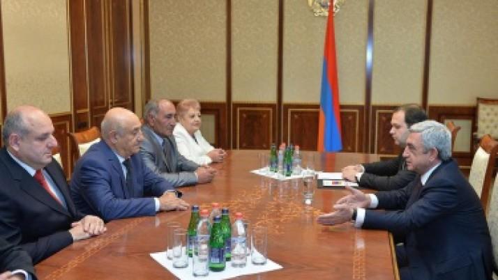 К.К. Тайсаев: Армения готовится к референдуму