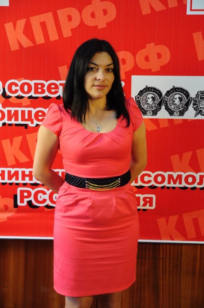 Цориева Аниса Савельевна