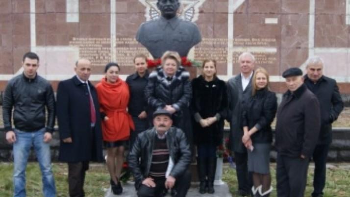 136 лет со дня рождения И.В. Сталина