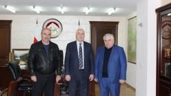 Состоялась рабочая поездка К.К. Тайсаева в Южную Осетию