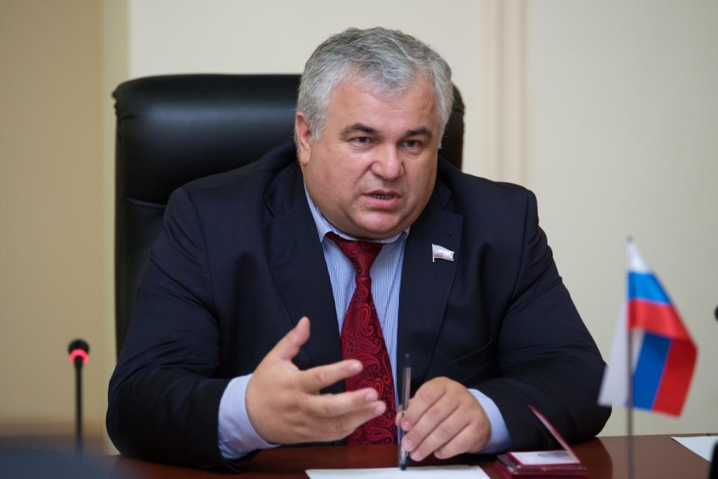 Поздравление К.К. Тайсаева с 8 марта.