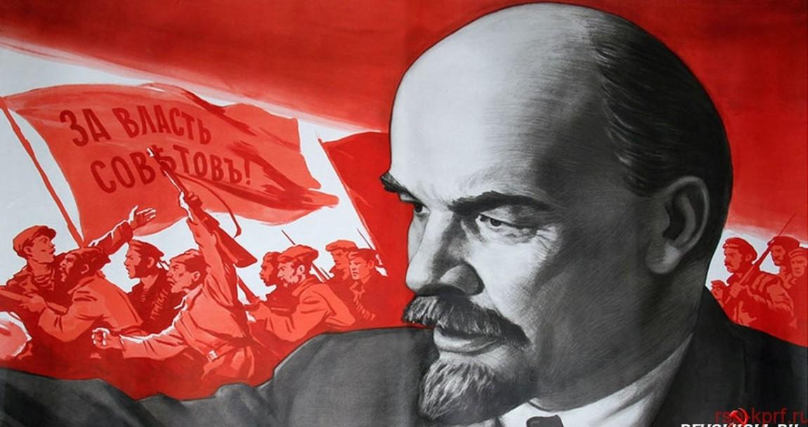 Ленин и после смерти продолжает покорять сердца миллионов