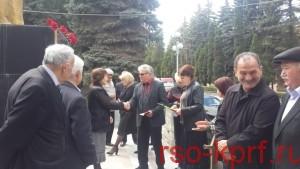 Пригородный райком КПРФ пополнил свои ряды