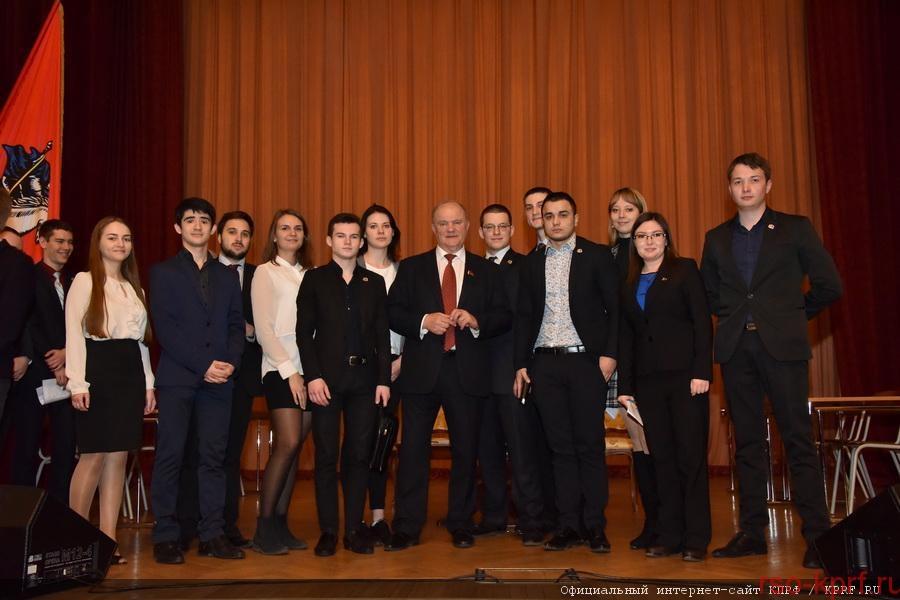Г.А. Зюганов: «Мы должны применить на практике опыт ленинско-сталинской индустриализации»
