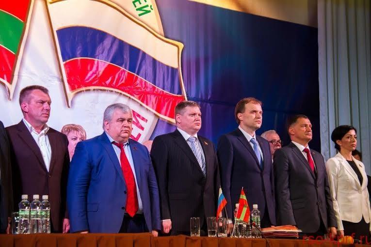К.К. Тайсаев: «Дружба и братство между Россией и Приднестровьем – основа процветания наших стран и народов»