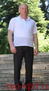 Варзиев Валерий Александрович - первый секретарь Правобережного РК КПРФ