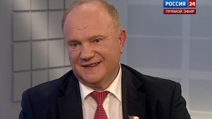Г.А. Зюганов на «России 24»: Стране нужен новый курс и новая команда