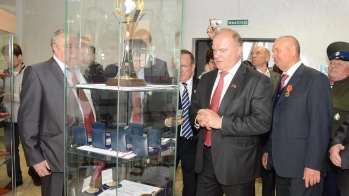 Народное предприятие вновь побеждает: «Звениговский» — первый на выставке IFFA