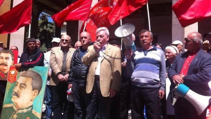 К.К. Тайсаев: «Объединение двух влиятельных, авторитетных партий в единый предвыборный блок – важнейшее событие в политической жизни Грузии»