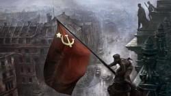 Поздравление Е.А. Князевой с 9 мая