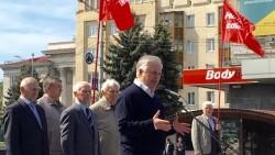 Казбек Тайсаев: «В братских республиках достойно отметили день международной солидарности трудящихся»