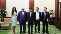 К.К. Тайсаев посетил Посольство КНДР