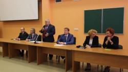 К.К. Тайсаев: «Мы возьмем под особый контроль вопрос предполагаемого слияния МАДИ и МАМИ»