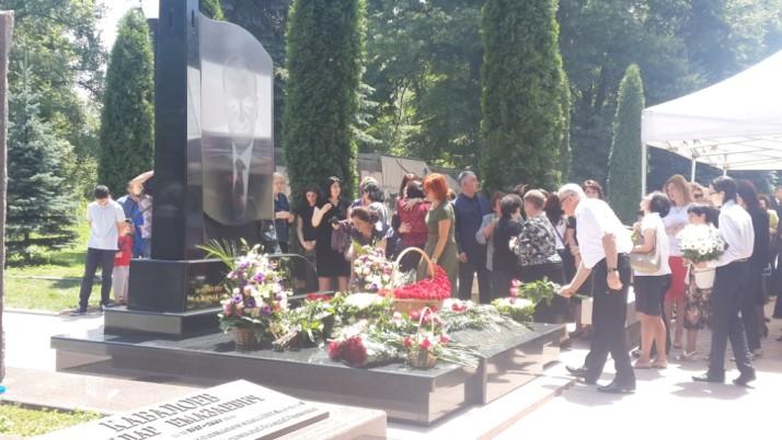 В Северной Осетии почтили память Тамерлана Агузарова