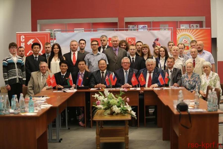 К.К. Тайсаев: «Круглый стол в Минске, посвященный историческому VII съезду Трудовой партии Кореи, стал еще одним шагом в укреплении многосторонних связей между братскими партиями»
