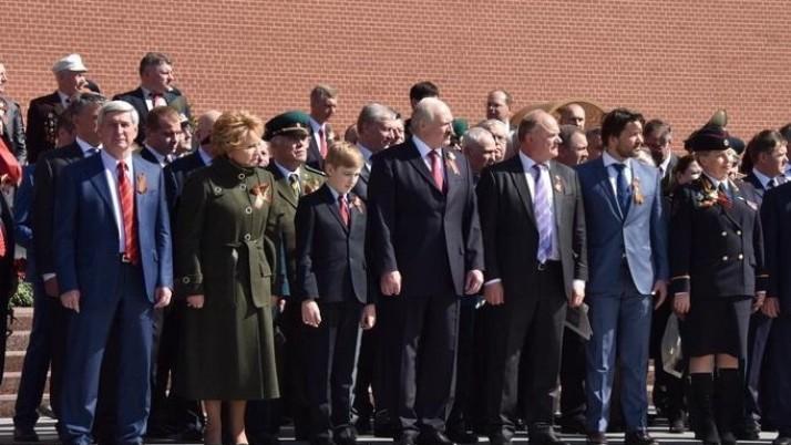 Геннадий Зюганов и Иван Мельников награждены высокими наградами Белоруссии