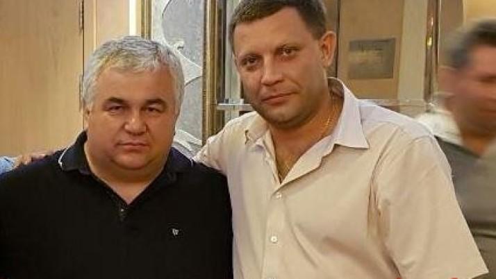 К.К. Тайсаев от имени ЦК КПРФ поздравил Александра Захарченко с юбилеем