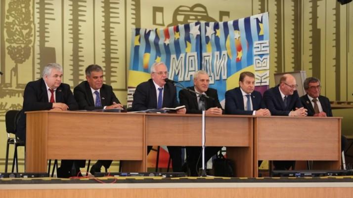 К.К. Тайсаев поздравил выпускников МАДИ с окончанием вуза