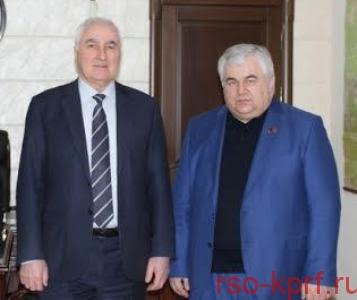 К.К. Тайсаев: «Восьмая годовщина трагических событий в Южной Осетии»