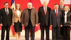 К.К. Тайсаев принял участие в работе VIII Съезда Партии Коммунистов Республики Молдова