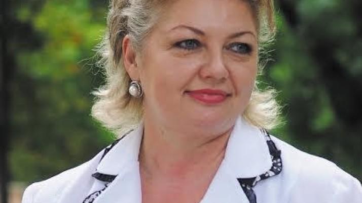 Поздравление с Днем рождения первому секретарю Северо-Осетинского рескома КПРФ Е.А. Князевой
