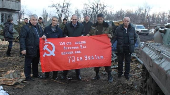 К.К. Тайсаев: «Жизнь и подвиг Гиви пример для всех борцов за свободу и независимость ДНР»