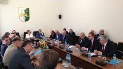 К.К. Тайсаев принимает участие в работе группы международных наблюдателей на выборах в Народное Собрание Республики Абхазия