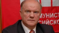 Г.А. Зюганов выступил в программе Первая студия на Первом канале