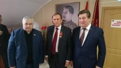 К.К. Тайсаев принял участие в работе 47–ой отчётной Конференции Ставропольского крайкома КПРФ