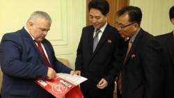 К.К. Тайсаев «Вся деятельность Трудовой партии Кореи – яркий пример беззаветного служения стране и народу»