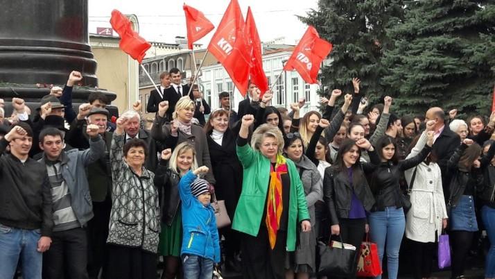 Заявление Комитета Северо-Осетинского республиканского отделения КПРФ