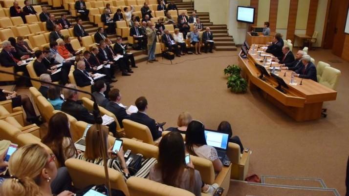 Г.А. Зюганов: «Хотелось бы, чтобы ко всем нашим предложениям и законопроектам Центробанк отнесся со вниманием»