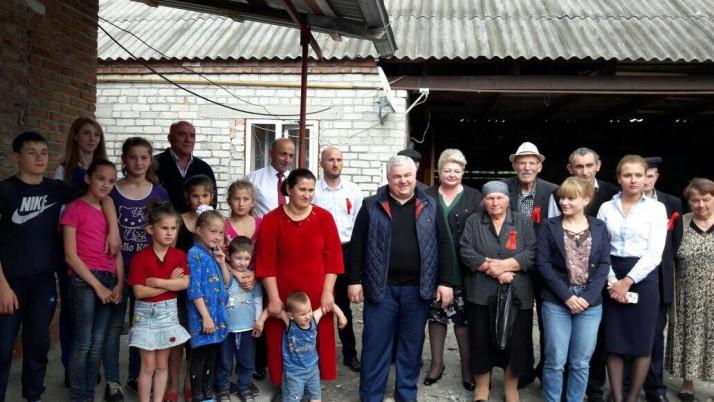 День защиты детей в Северной Осетии