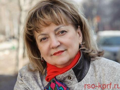 Ольга Алимова: Фальшивым «коммунистам» место на политической свалке