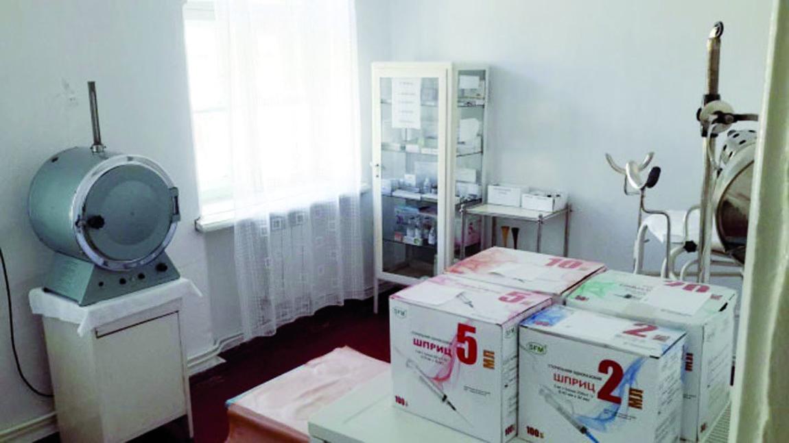 ФАПам и амбулаториям республики необходима скорая помощь