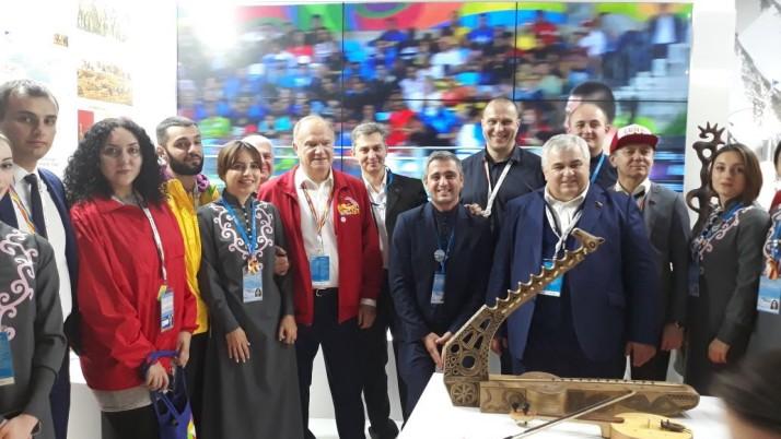 «ВФМС-2017» собрал делегации коммунистов со всего мира.
