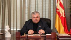 Поздравление К.К. Тайсаева с Днем рождения