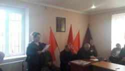 Коммунисты Правобережного райкома КПРФ провели отчетно-выборную конференцию