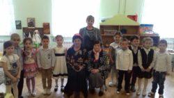 Коммунисты Сталинского отделения посетили детский сад