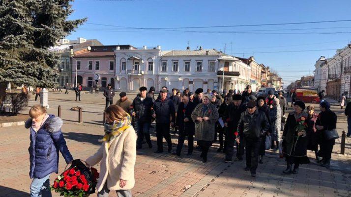Коммунисты Северной Осетии почтили память вождя русской революции
