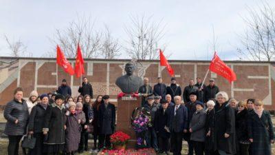День памяти И.В. Сталина
